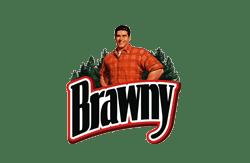 Mastermind Marketing in Atlanta, GA client logo - Brawny
