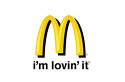 Mastermind Marketing in Atlanta, GA client logo - McDonalds