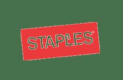 Mastermind Marketing in Atlanta, GA client logo - Staples